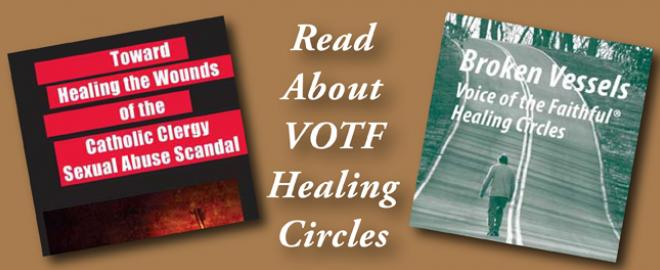 """You can read, download, and print information about our """"Broken Vessel"""" Healing Circles"""