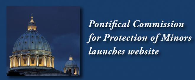 Pontifical Commission for the Protection of Minors launches new website